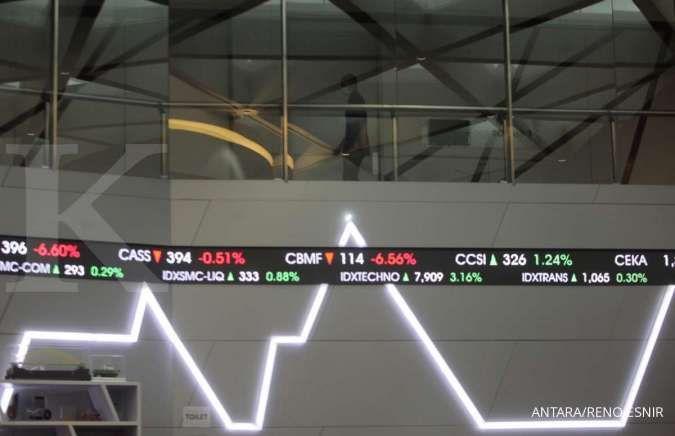 Simak rekomendasi teknikal saham SMRA, WIKA, INDY untuk perdagangan Jumat (25/6)