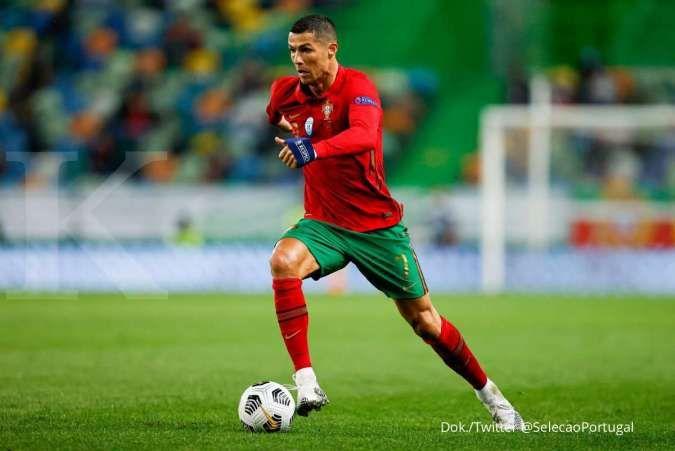 Hasil pertandingan Portugal vs Azerbaijan di Kualifikasi Piala Dunia 2022