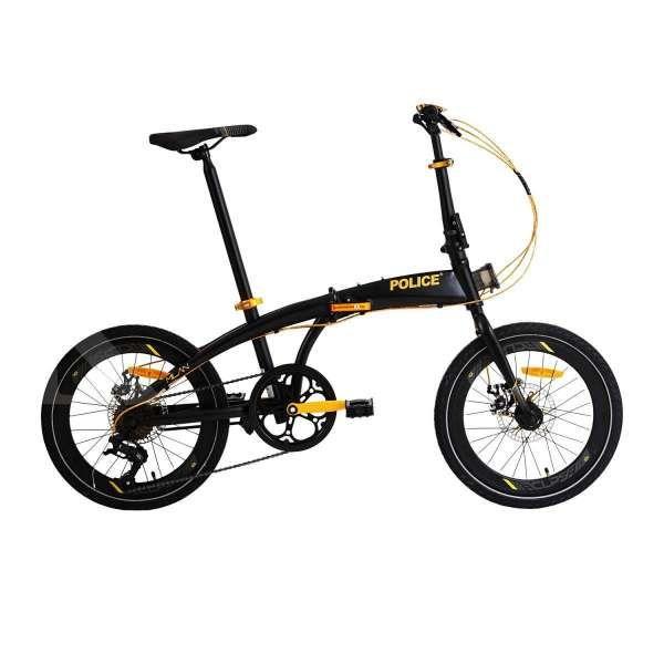 Tak sampai Rp 2.5 juta, ini harga sepeda lipat Police Milan terkini