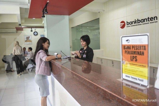 Bank Banten masuk pengawasan khusus, Pemprov berharap ada suntikan modal dari publik
