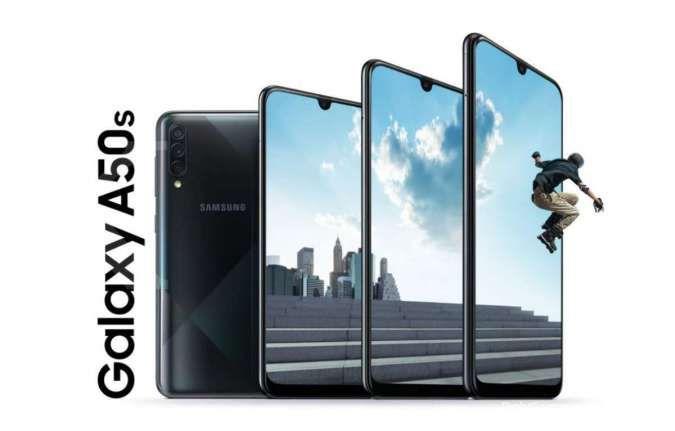 Unggul dengan dukungan NFC, harga Samsung Galaxy A50s kini hanya Rp 3 jutaan