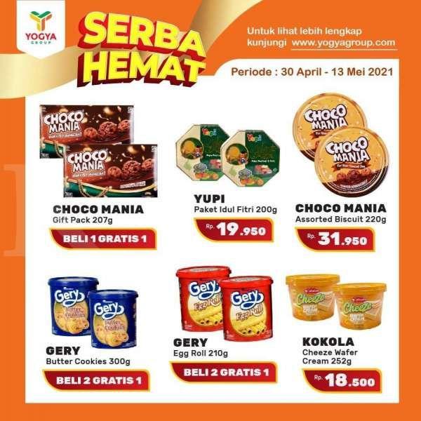 Promo Yogya Supermarket weekday 3 Mei 2021, Serba Hemat!