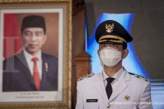 Gibran melarang pemudik masuk Solo, tapi izinkan wisatawan dari Jakarta