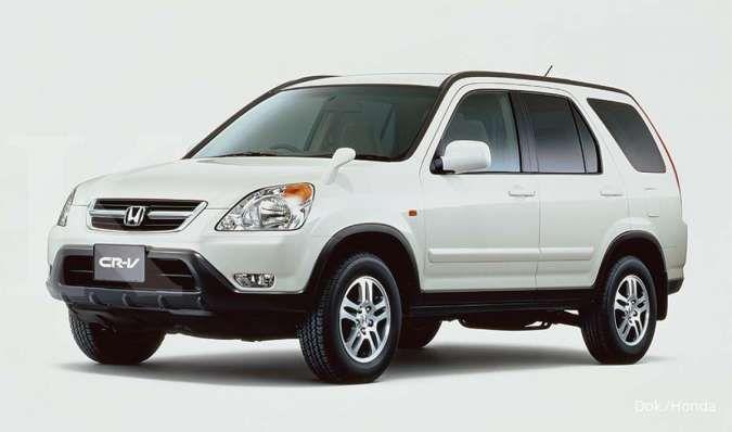 Spesifikasi dan harga mobil bekas Honda CR-V per Mei 2021, kian ramah di dompet