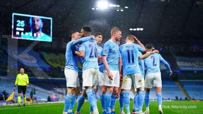 Man City vs PSG