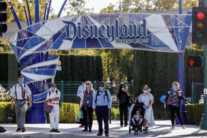 Kasus covid-19 melandai, pertumbuhan layanan streaming Disney melambat