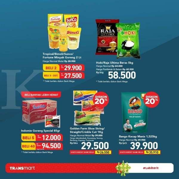 Promo Transmart Carrefour 4 Mei 2021, ada diskonan hari kerja hingga 35%!