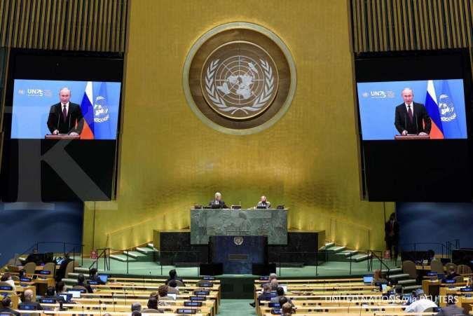 Latar belakang pembentukan PBB serta struktur organisasinya