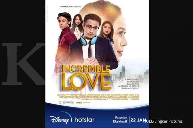 Kisah inspiratif dari dunia pasar modal dalam film Incredible Love