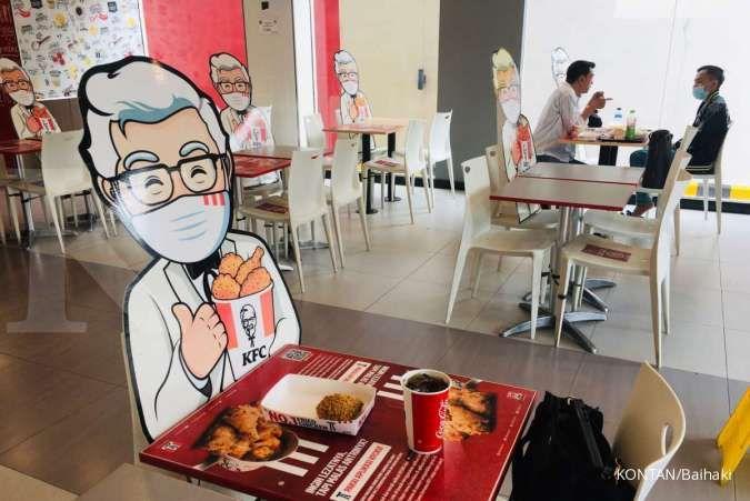 Cocok buat bukber! Promo KFC hari ini 15 April 2021, 10 potong ayam Rp 90.000