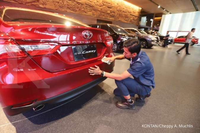 Ada pajak 0%, ini perkiraan penurunan harga mobil baru dari diler Toyota