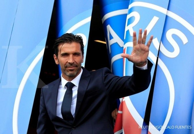 Rekor, Gianluigi Buffon jadi pemain pertama yang tembus 650 penampilan di Liga Italia