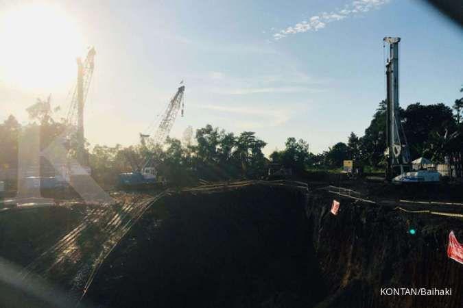 Kementerian PUPR lanjutkan pembangunan jalan pintas ruas Mengwitani-Singaraja Bali