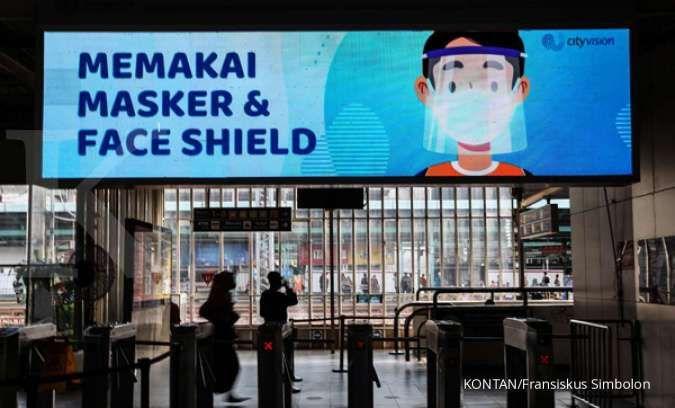 UPDATE Corona Indonesia, Senin (2/8): Tambah 22.404 kasus baru, selalu pakai masker