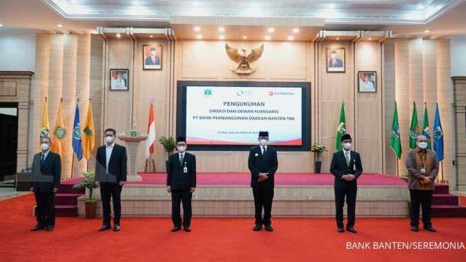 PT Bank Pembangunan Daerah Banten Tbk
