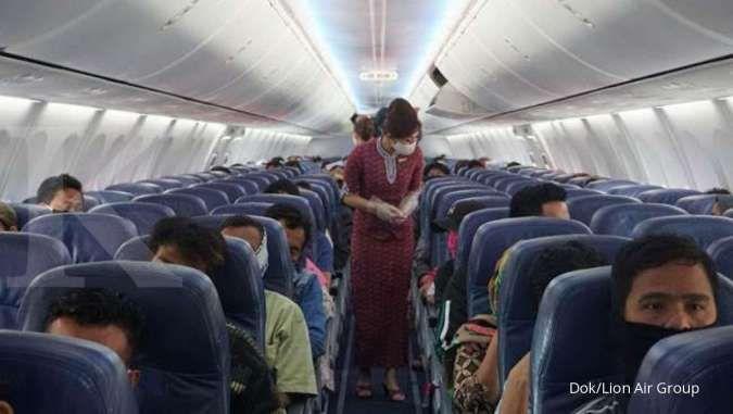 Terjangkau banget! Lion Air sediakan layanan rapid test Covid-19, cuma Rp 95.000