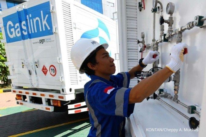 Terkait penggunaan gas untuk truk, begini respons pengusaha truk