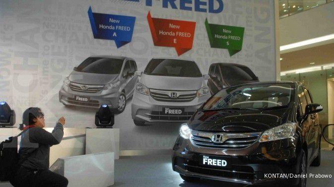 Harga mobil bekas Honda Freed
