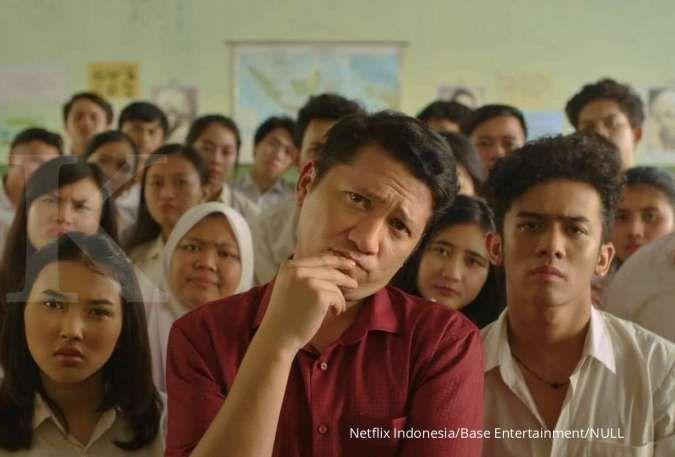 Dian Sastro rilis adegan Gading Marten, film Guru-Guru Gokil segera tayang di Netflix