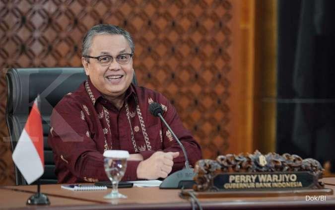 Gelar RDG Januari, Bank Indonesia pertahankan suku bunga acuan di level 3,75%