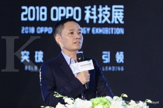 CEO OPPO Tony Chen akan terlibat dalam pembuatan mobil listrik dan otonom