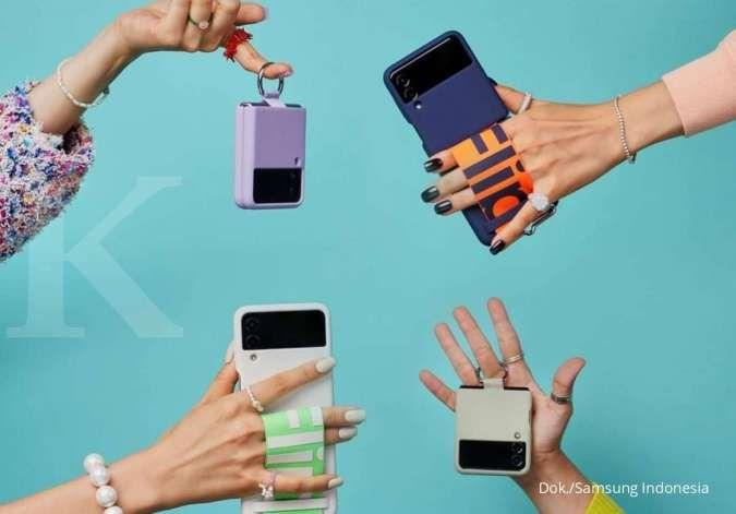 Makin populer di pasaran, berikut spesifikasi dan harga Samsung Galaxy Z Flip 3