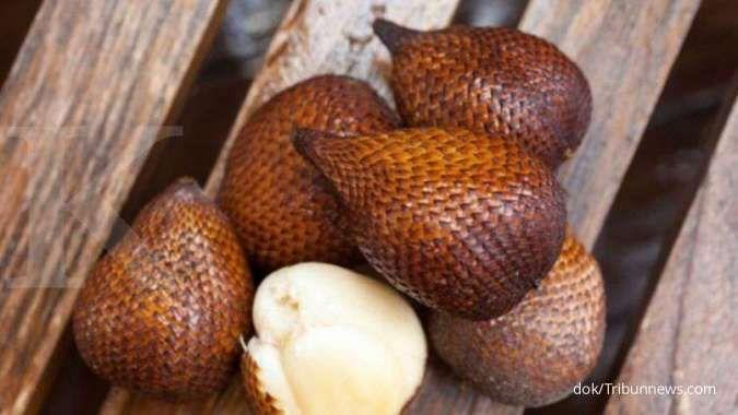 10 Manfaat buah salak untuk kesehatan yang jarang diketahui