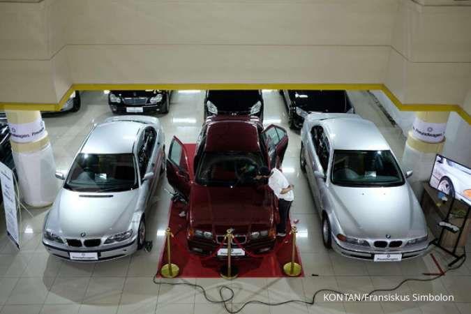Merek mobil mewah ini di bawah Rp 100 juta, intip rincian harga mobil bekas berikut