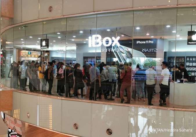 Berapa lama orang Indonesia bekerja agar dapat membeli iPhone? Ini hitungannya