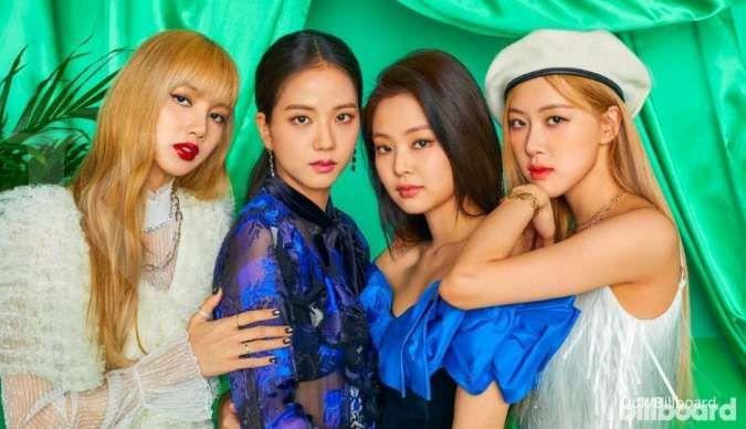 BLACKPINK girl group K-Pop terpopuler di September 2020, raih brand reputasi terbaik