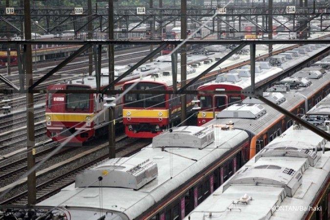 Datangkan 192 unit kereta dari Jepang, Kereta Commuter alokasikan Rp 192 miliar