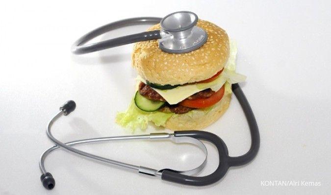 4 Langkah turunkan kolesterol tanpa obat