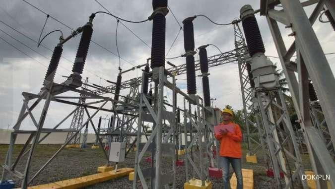 PLN rampungkan pembangunan Gardu Induk 150 kV Multi Nabati Asahan
