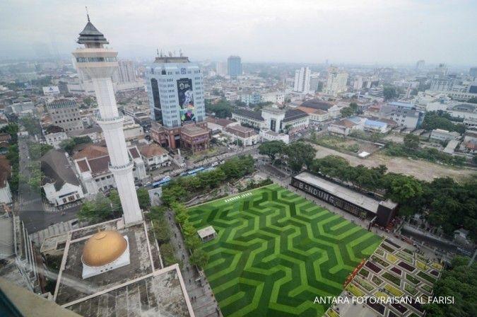 Cuaca hari ini di Jawa dan Bali: Bandung, Yogyakarta, Denpasar hujan ringan