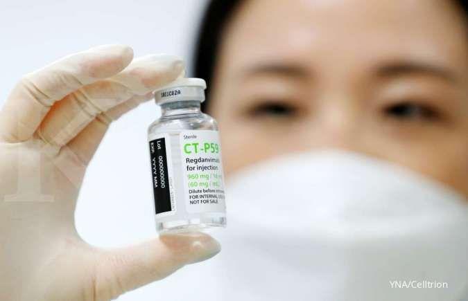 Obat Regkirona diklaim bisa turunkan risiko kematian pasien Covid-19