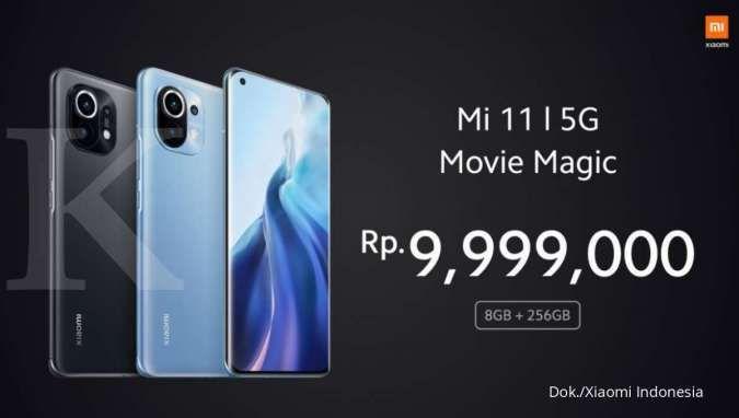 Spesifikasi & harga Xiaomi Mi 11, pengguna Snapdragon 888 pertama di Indonesia
