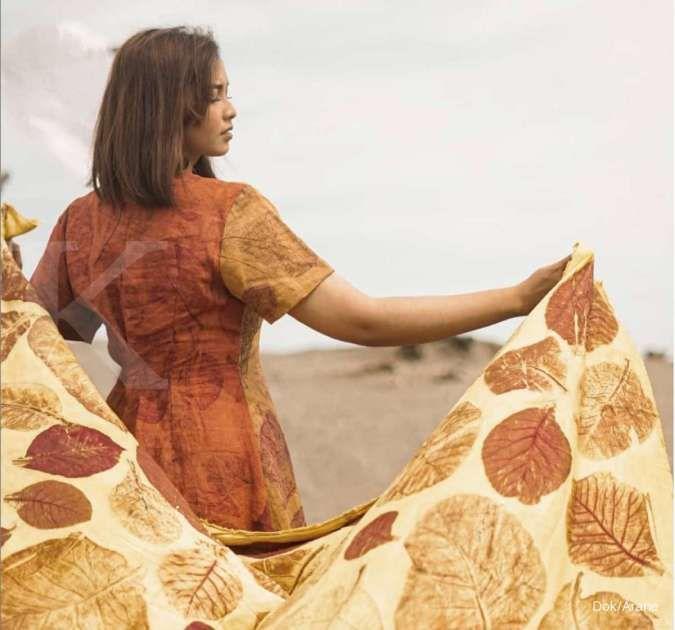 Bangga Buatan Indonesia: Arane Ecoprint berkibar lewat fesyen ramah lingkungan