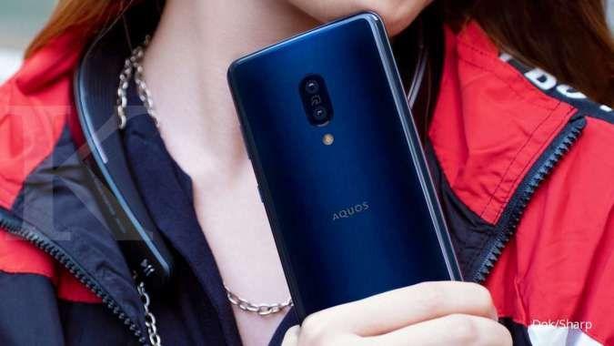 Sharp luncurkan smartphone gaming seharga Rp 4 jutaan, Anda berminat?