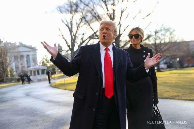 Donald Trump dituding menggunakan dana kampanye untuk keperluan bisnis pribadi