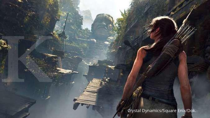 Bakal ada serial anime baru dari Netflix, Tomb Raider!