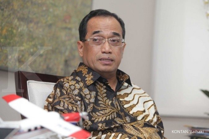 Pasca bom di Polrestabes Medan, Menhub meminta rekrutmen diver ojek online diperketat