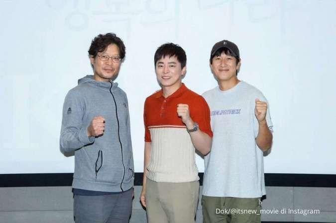 Film Korea terbaru Land of Happiness