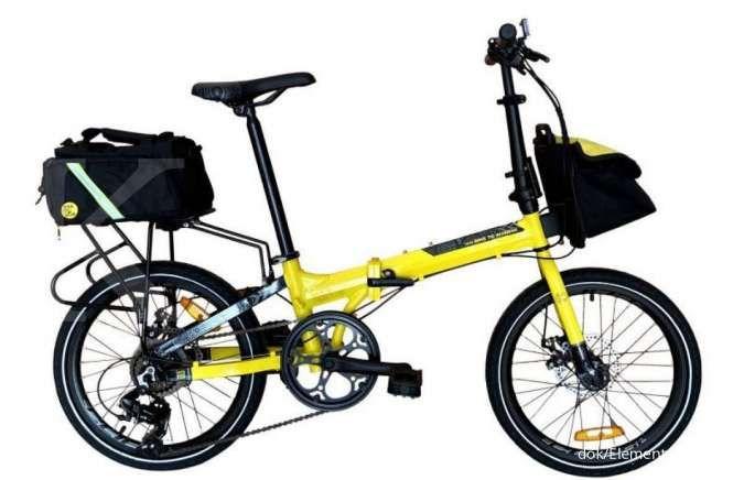 Baru, harga sepeda lipat Police Texas edisi B2W 2021 tak bikin kantong bolong