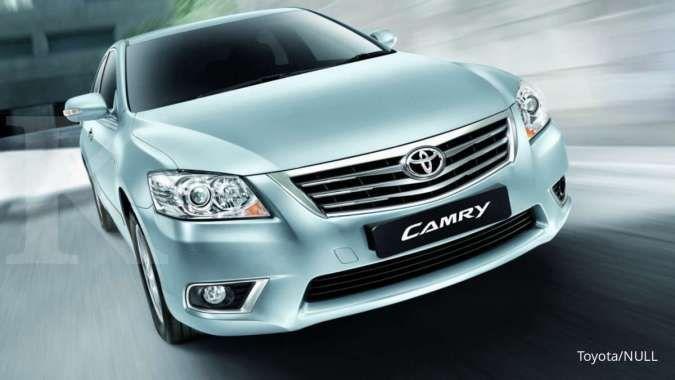 Murah, harga mobil bekas Toyota Camry kini dari Rp 90 jutaan saja per April 2021