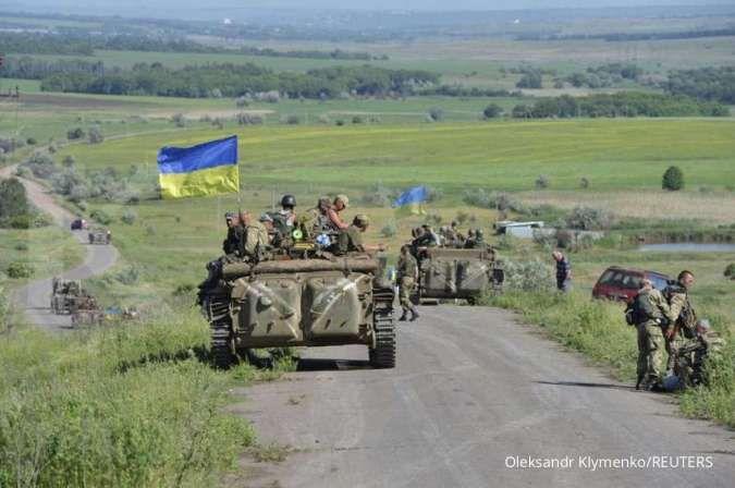 Ukraina menerima bantuan US$ 150 juta dari AS untuk memperkuat militer