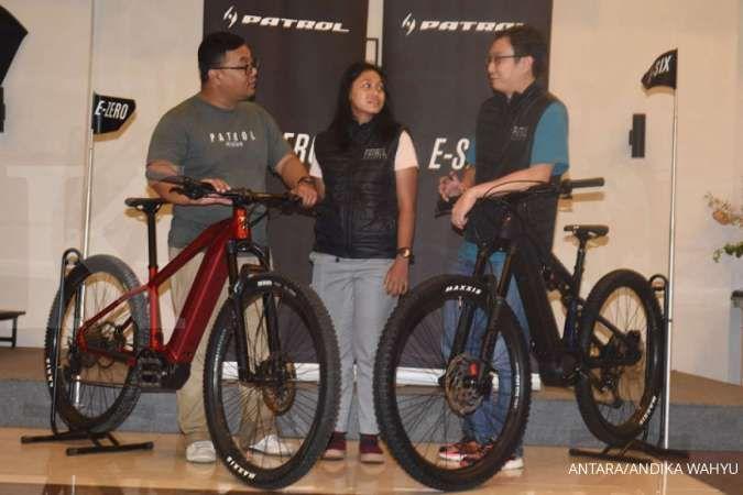 Patrol Indonesia menyebut bisnis electric bike bakal semakin berkembang