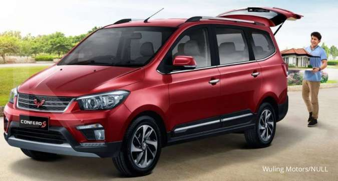 Harga mobil bekas Wuling Confero terjangkau, di bawah Rp 100 juta per Juli 2021