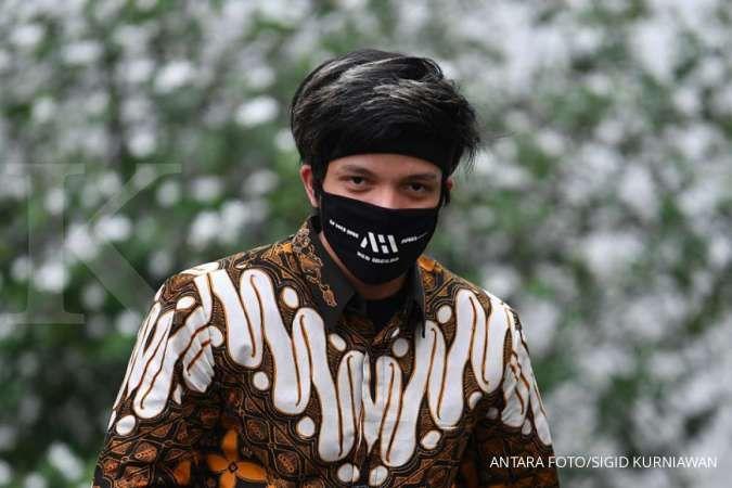 Presiden Jokowi menjadi saksi nikah YouTuber Atta Halilintar