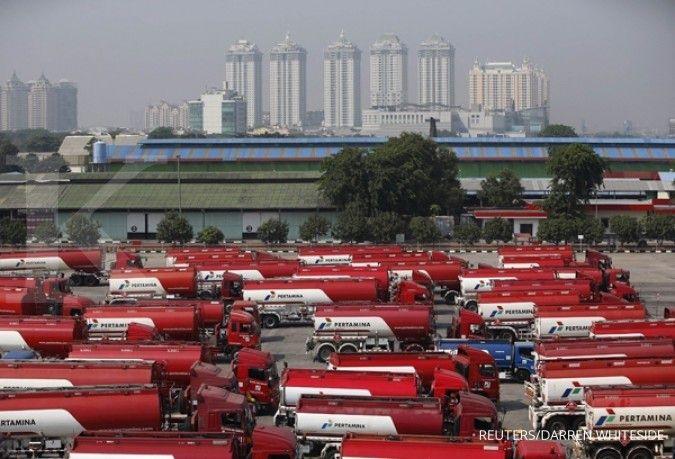 Kapasitas terminal BBM Tuban ditambah