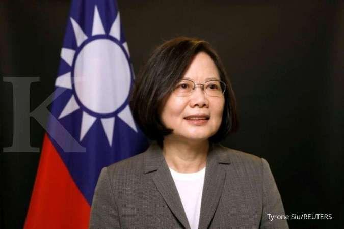 Amerika akan sumbangkan 750.000 vaksin ke Taiwan